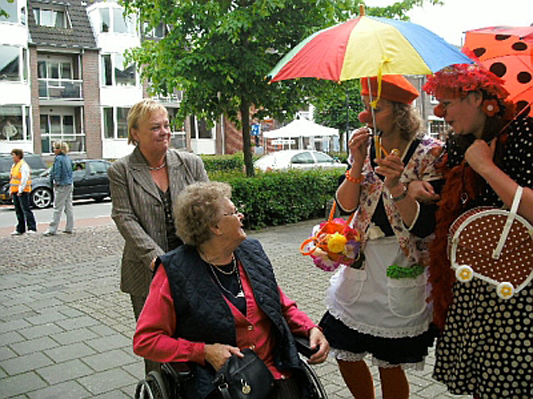 Clown Poets - Ouderen