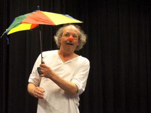 clownscursus - Hilde laat je zien!