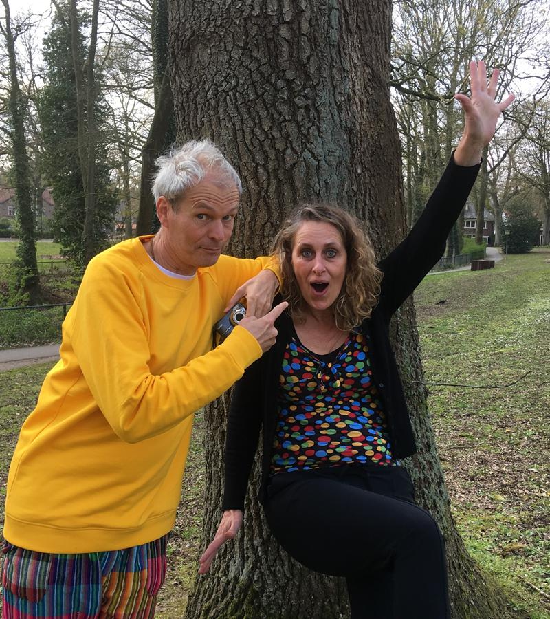 Hoe maak ik een clownsact - Hilde Schoonbeek en Ton Kurstjens